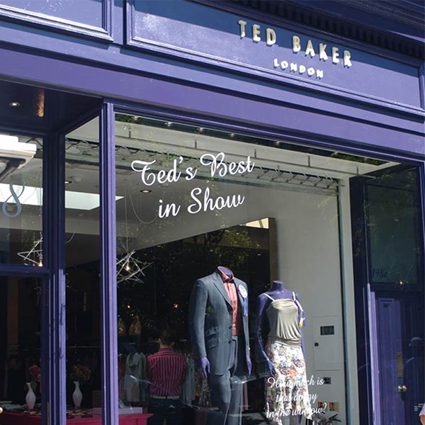 TED BAKER: BEST IN SHOW